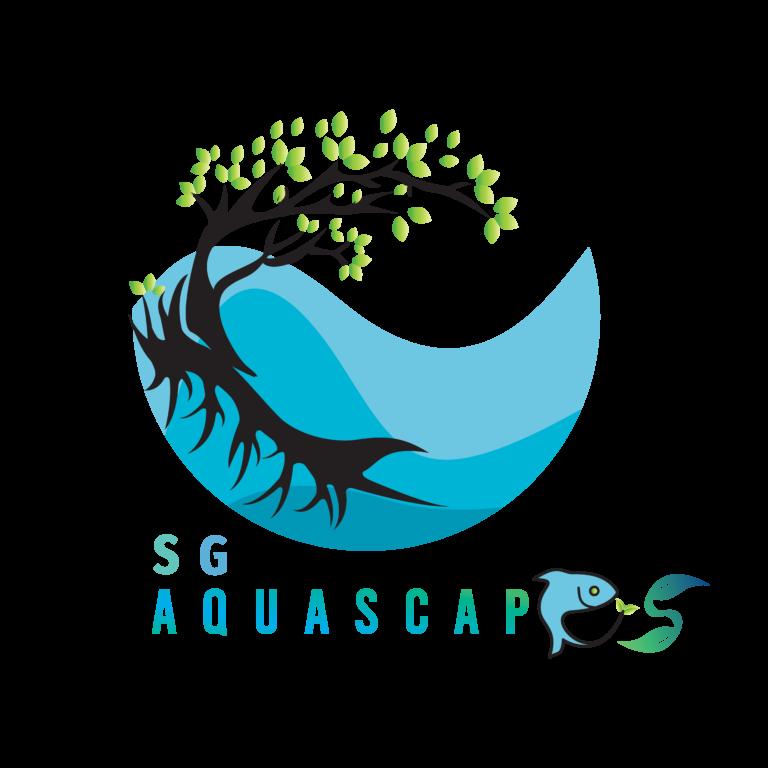 SgAquascapes Logo