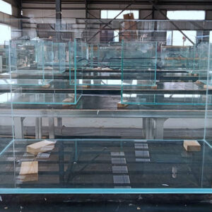 Crystal Glass Fish Tank Factory