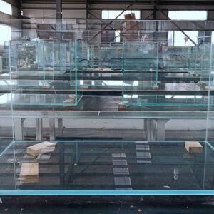 Crystal Glass Fish Tank Factory